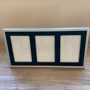Mid century modern picture frame